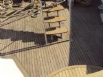 Yacht quality teac decking